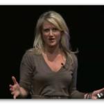 Mel Robbins speaking