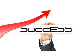 increased business success