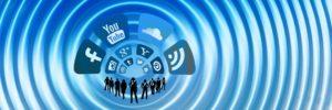 circle-social media blue