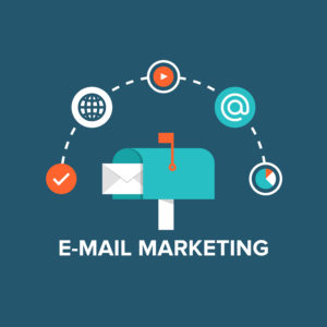Email Marketing diagram