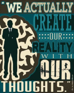 Mindset programming - we control our reality