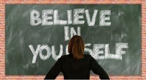 Confident - Believe in yourself