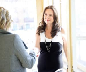 female influencer executive coaching